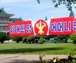 DPRK PYONGYANG 7TH WPK CONGRESS JOY