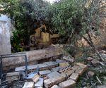 SYRIA QAMISHLI TURKISH SHELLING
