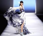 CHINA SHANDONG QINGDAO FASHION SHOW