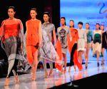 The opening ceremony of the Jimo International Fashion Season 2013