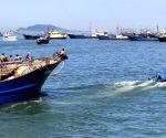 The annual fishing moratorium
