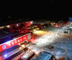 CHINA-HEILONGJIANG-COAL MINE ACCIDENT