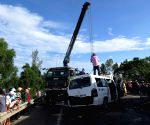 VIETNAM QUANG NAM ACCIDENT
