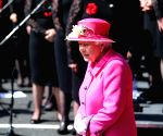 Queen outlines UK government's agenda