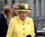 File Photo: Queen of the United Kingdom Elizabeth II