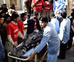 PAKISTAN QUETTA UNREST FIRING