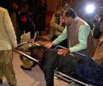 PAKISTAN QUETTA POLICE TRAINING CENTER ATTACKED