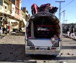 Quetta (Pakistan): Pakistan bomb blast