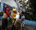 PHILIPPINES QUEZON CITY FIRE
