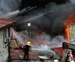 PHILIPPINES-QUEZON CITY-RESIDENTIAL FIRE
