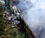 PHILIPPINES QUEZON SLUM AREA FIRE