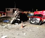 ECUADOR QUITO TRAFFIC ACCIDENT