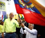ECUADOR QUITO RULING PARTY PRESIDENTIAL CANDIDATE