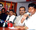 Joint press conference - BJP, LJP and RLSP