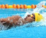 Race for Olympics: Lockdown in Bengaluru hits swimmer Nataraj hard