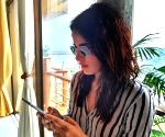 Radhika Madan gives the Maldives vibe