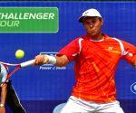 Emami Kolkata Open 2015- ATP Challenger - Chen Ti Vs Radu Albot