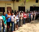 Hamirpur Assembly bypolls underway in UP