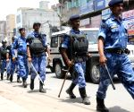 RAF to maintain public order in Southern India by 2023