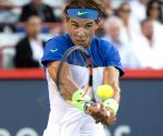 CANADA MONTREAL ROGERS CUP NADAL