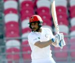 Rahmat becomes 1st Afghan player to score Test century
