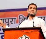 Rescuer always greater than one who kills: Rahul on Police at IYC office