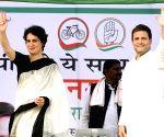 Rahul, Priyanka mourn Cong leader Rajeev Satav's death