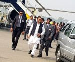 Rahul's copter lands in Rewari after bad weather