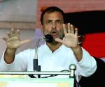 Govt has failed but gratitude to heroes serving others: Rahul