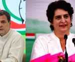 Rahul, Priyanka on campaign trail this weekend