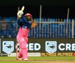 File Photo: Rahul Tewatia of Rajasthan Royals plays a shot during match 9 of season 13 of the Indian Premier League