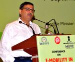 "Conference on ""E-Mobility in Indian Railways"