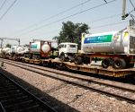 Free Photo: Railways brings oxygen relief to 15 states in 50 days