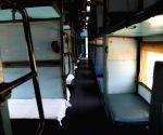'Railways has provided 20 isolation ward coaches to Maha's Nandurbar'