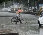 Heavy rains