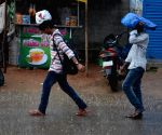 Rains lash Hyderabad