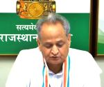 Gehlot hits back at BJP leaders for remarks on toppling Raj govt