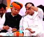 Gehlot, Pilot in Delhi amid demand for leadership change in Rajasthan Congress