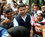 Wikipedia calls Pilot Rajasthan's 14th CM