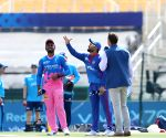 Free Photo : Rajasthan Royals win toss, elect to field against Delhi Capitals