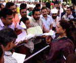 Raje's power yatra now becomes religious yatra