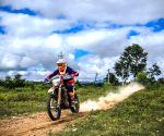 Rajendra wins feature event in Rally de Hampi