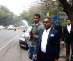 SC adjourns ED plea against Saxena's foreign visit