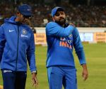 Rohit fine, should be back for Bengaluru ODI: Kohli