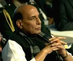 Rajnath Singh lays foundation stone for Thal Sena Bhavan