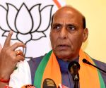 Govt vindicated, Cong should apologise for Rafale: Rajnath