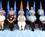 Rajnath pats Air Force for timely response during Chinese threat