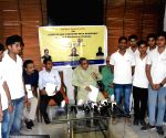 R.K. Sinha's press conference