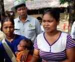 MYANMAR RAKHINE DELEGATES VISIT