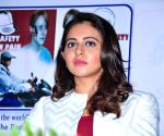 Rakul Preet Singh at Traffic Training Institute,Gosha Mahal
